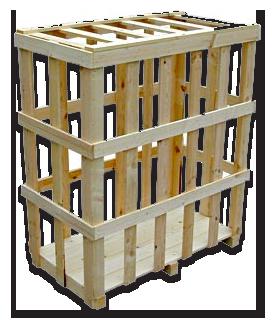 imballaggi in legno